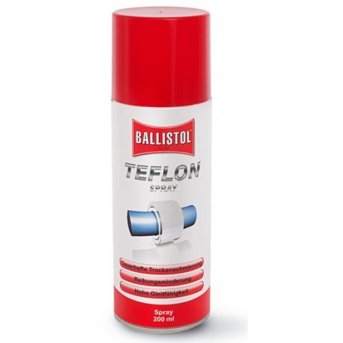 Spray teflon Ballistol 200 ml