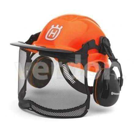 Casca de protectie Husqvarna Functional - Orange