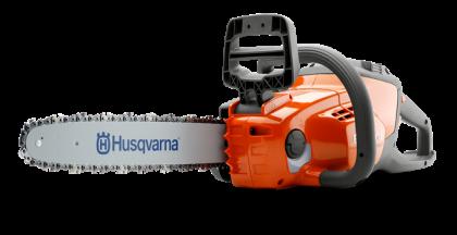 Motoferastrau Husqvarna Cordless 120i (incarcator QC80si acumulator Bli 20, 36.5V ,4.0Ah
